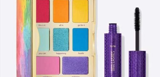 Tarte Just Came Out With The PERFECT Palette For Your Pride March Makeup Look
