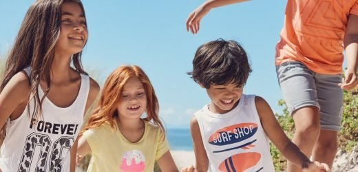 3 Affordable Summer Playtime Looks That Don't Sacrifice Style and Kids Will Love