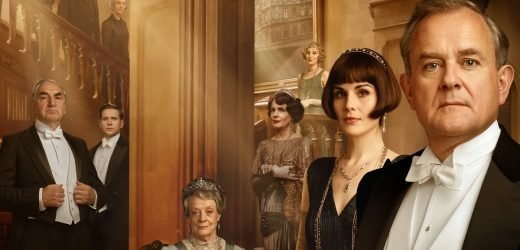The Crawley Family Strikes a Pose in the Glamorous New Downton Abbey Movie Poster