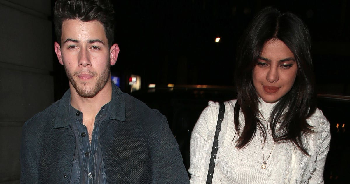 Priyanka Chopra's Date-Night Outfit Is White-Hot — Did You Expect Any Less?