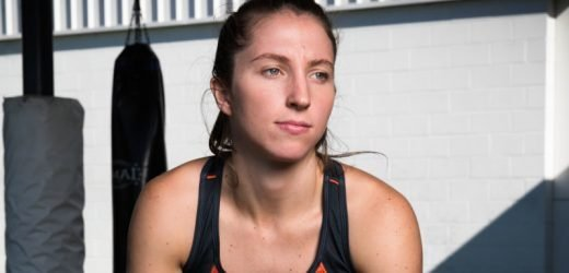 Parmenter's fearless defence fed by inspiration from young friend Molly