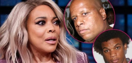 Wendy Williams' Ex-Husband & Son Fight In New Jersey