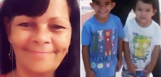 Druggie mum who 'let sons, 3 and 5, drown' told pal 'I slept well knowing I didn't have to get up for the boys'