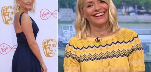 Sober Holly Willoughby shocks This Morning viewers with bright-eyed and bushy-tailed appearance after boozy Bafta TV Awards