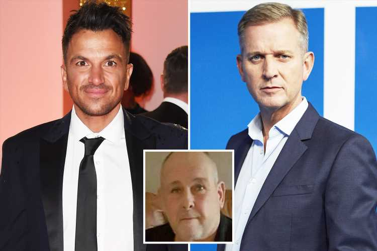 Peter Andre defends Jeremy Kyle after show is axed over guest's death and claims other programmes should be 'held to account'