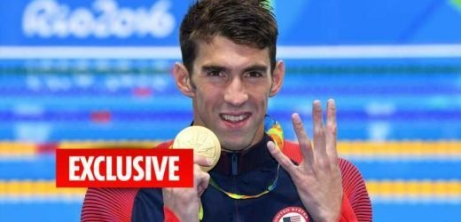 Olympic superstar Michael Phelps has 'itch' to make shock return to the pool despite 'happy' retirement