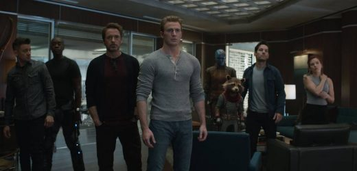 Watch 'Avengers: Endgame' Stars Tackle Movie-Themed Escape Room