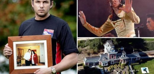Michael Jackson's Brit bodyguard Matt Fiddes teases new documentary he claims will sensationally 'prove' star WASN'T a paedo – The Sun