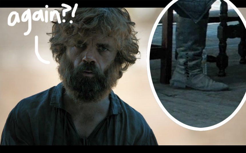 MORE 'Game Of Thrones' Mistakes — This Time A Water Bottle & A MASSIVE Delay!