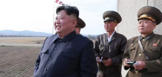 North Korea fires a new missile as tensions flare with the West