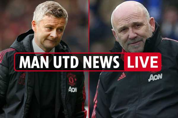 1.45pm Man Utd transfer news LIVE: Phelan named United assistant, title challenge would be a miracle, Bruno Fernandes set to sign