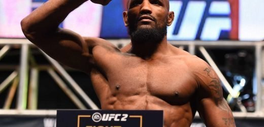 UFC star Yoel Romero awarded £21.5m damages from supplements company after failed drug test for 'contaminated' product