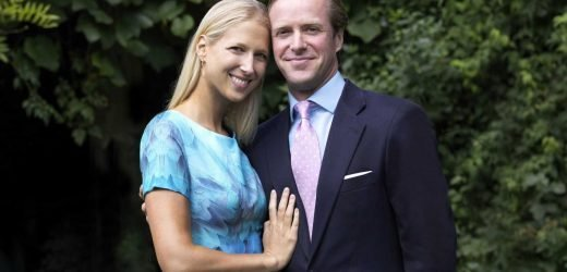When is Lady Gabriella Windsor and Thomas Kingston's wedding, where will it be held and when did they get engaged?