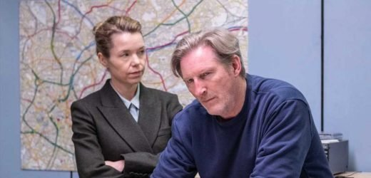 Line of Duty's Ted Hastings and DCS Carmichael appear to work together to find out who H is despite their differences