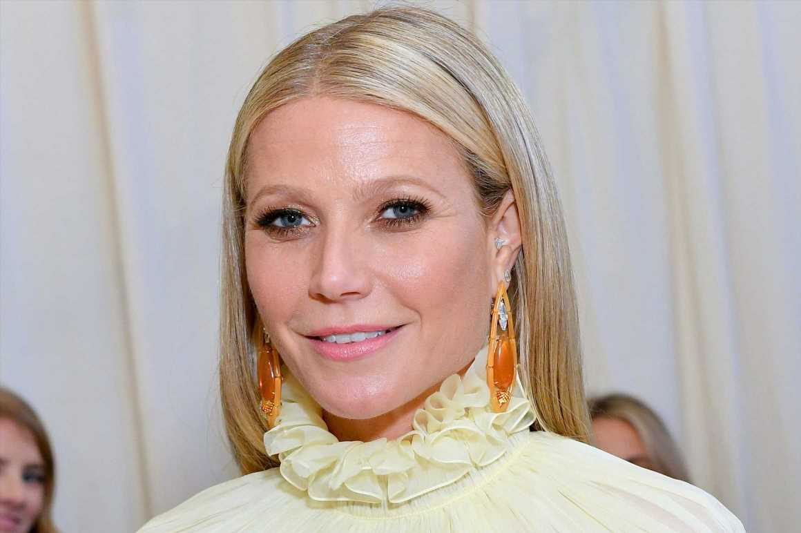 Gwyneth Paltrow's bizarre underwear line has pants which cover half the bum