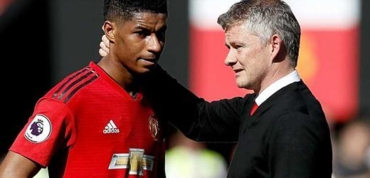 Man Utd star Marcus Rashford claims season went from 'rubbish' to 'disappointing'