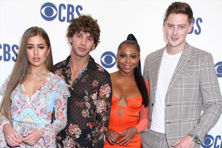 Love Island's Georgia Steel, Dr Alex and Samira Mighty jet to the States to promote US version of the show
