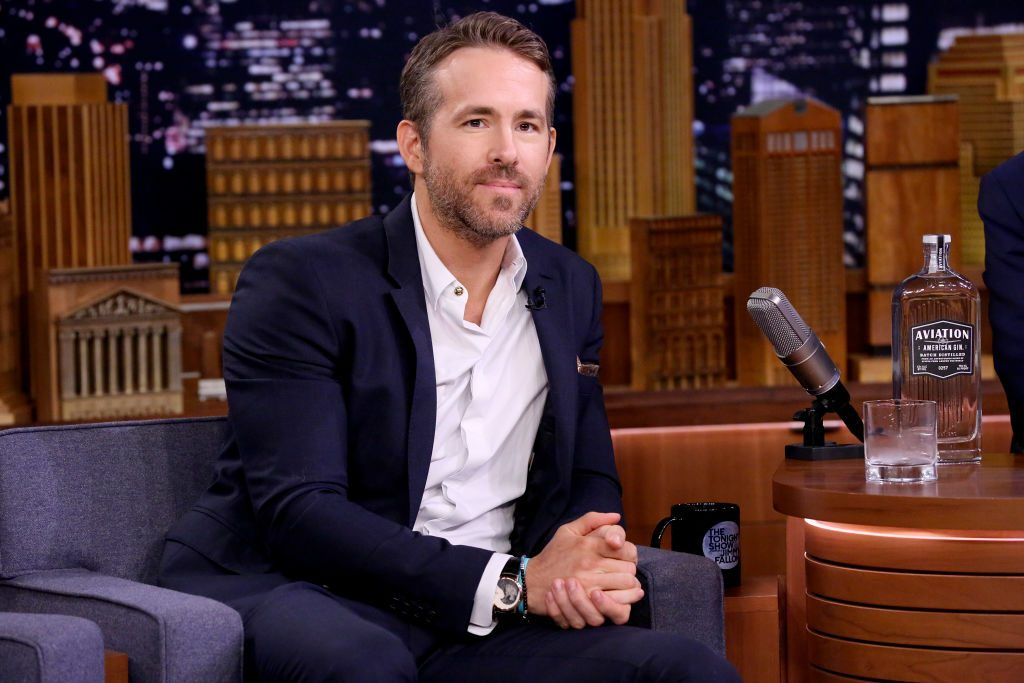 Ryan Reynolds Reveals Favorite Movies Starring Himself