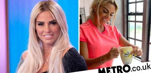 Katie Price promises her face will 'look amazing' after cosmetic surgery