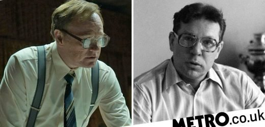 Chernobyl cast next to their real-life characters: The disaster's true story