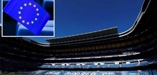 EU ordered to pay Real Madrid £17.5m after La Liga club wins appeal over state aid fine
