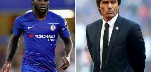 Chelsea star Moses to reunite with Conte at Inter after Fenerbahce exit