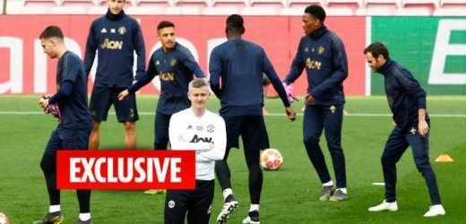 Solskjaer orders Man Utd stars to report the day AFTER the season ends for inquest into dismal end of campaign
