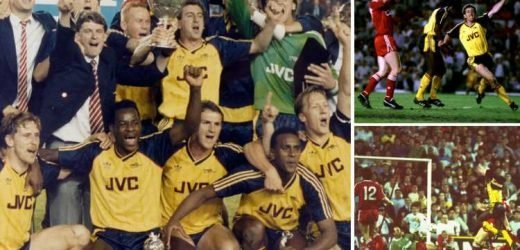 Liverpool vs Arsenal 1989 LIVE: Follow every kick with our live blog of the game on its 30th anniversary