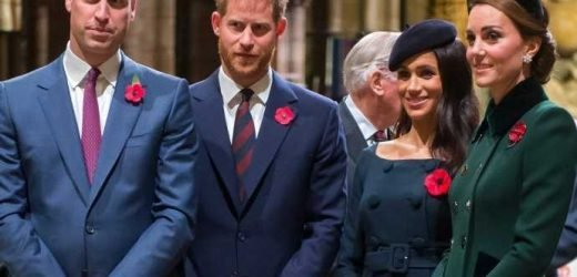 Meghan Markle and Prince Harry unfollow Kate Middleton and Prince William on Instagram