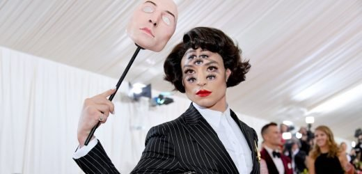 Do We Have Time to Discuss Ezra Miller's Met Gala Debut? It's Important