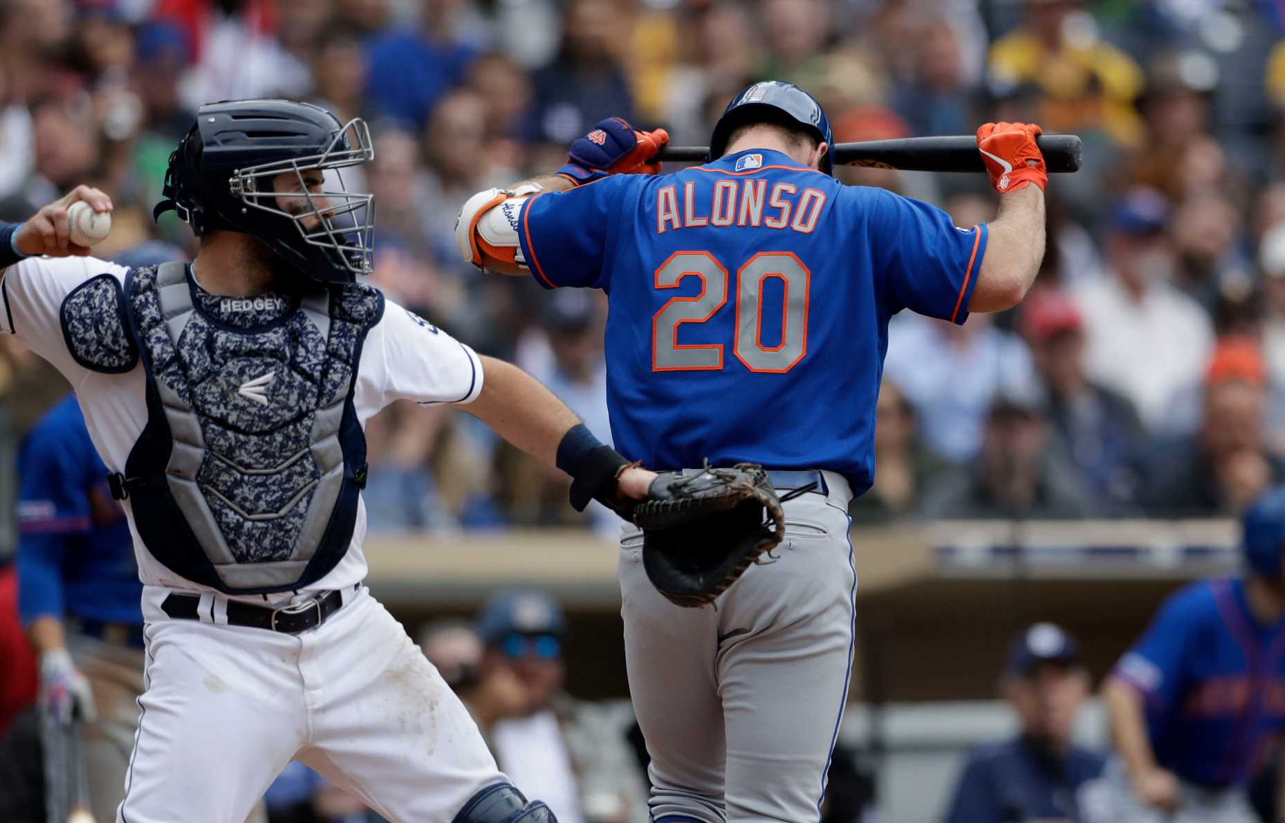 Mets' forgettable road trip ends with sad step backward