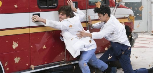 10 Grey's Anatomy Disasters That Still Make Us Want to Cry Alone in a Closet