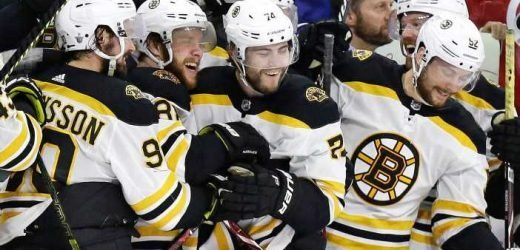 Stop the Bruins: We're sick of this Boston run of titles