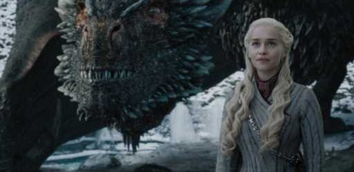 'Game Of Thrones' Star Emilia Clarke & HBO Thank Fans Before Series Finale Tonight