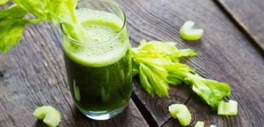 Here's How Celery Juice Actually Affects Your Immune System, According To Experts