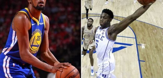 Past video proves Kevin Durant could like playing with RJ Barrett