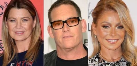 Ellen Pompeo's Tweet To Mike Fleiss Defending Kelly Ripa Will Make Bachelor Nation Tremble