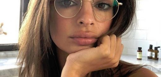 Emily Ratajkowski Bares All in Protest of Alabama Abortion Law
