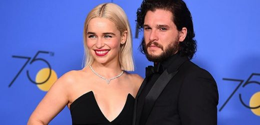 25 Cutest Pics Of 'Game Of Thrones' Cast Together In Real Life: Emilia Clarke, Kit Harington & More