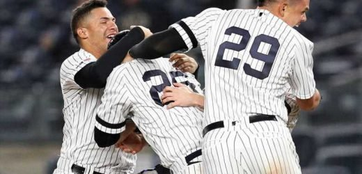 Yankees storm past Mariners thanks to ninth-inning magic