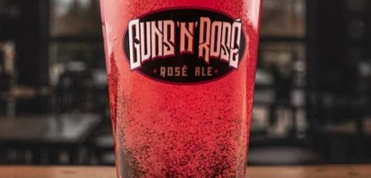 Guns N' Roses Is Suing A Brewery For Making Guns N' Rosé Craft Ale Without Their Approval