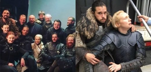 Game of Thrones Stars React to the Series Finale with Tear-Jerking Posts on Social Media