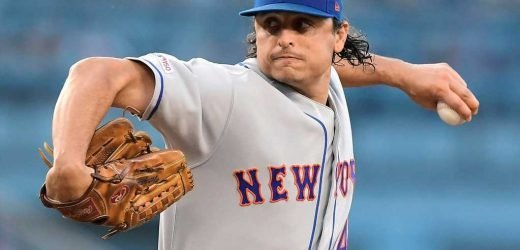 Mets waste rare Jason Vargas gem in latest loss to Dodgers
