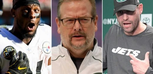 Jets' Maccagnan fallout: How Adam Gase fixes first mess on his hands