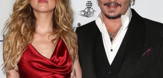 Johnny Depp Calls Into Question 911 Call Made By Amber Heard's Friend