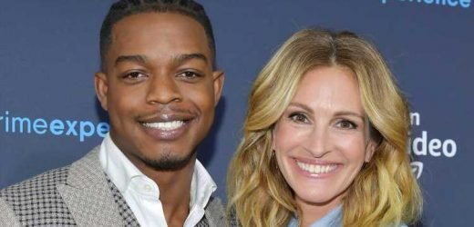 Julia Roberts Joins Stephan James at 'Homecoming' FYC Event
