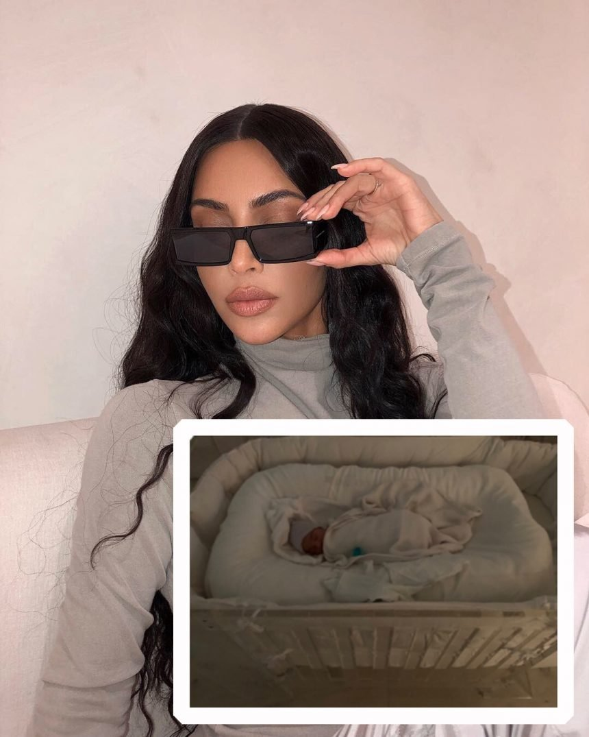 Concerned Fans Criticize Kim Kardashian For Psalm West's 'Very Dangerous' Sleeping Condition