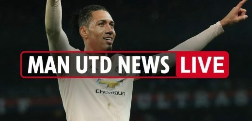 3pm Man Utd transfer news LIVE: Smalling becomes a father, Mourinho NOT going to Juve, Hoogewerf linked with Old Trafford