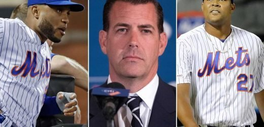 Brodie Van Wagenen's agent and GM moves are not starting well for Mets