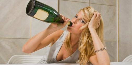 The 6 warning signs you could have a booze problem… from drinking alone to memory loss